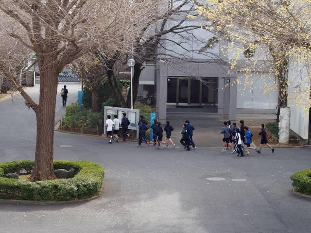 東邦大学付属東邦高等学校画像